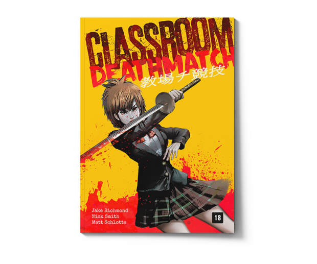 Classroom Deathmatch - Redbox Editora