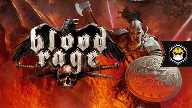Blood Rage capa