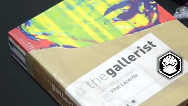 The Gallerist A Game By Vital Lacerda The Art Of: Unboxing Tábula 05