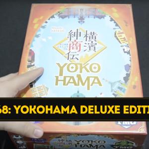 Post Yokohama unboxing
