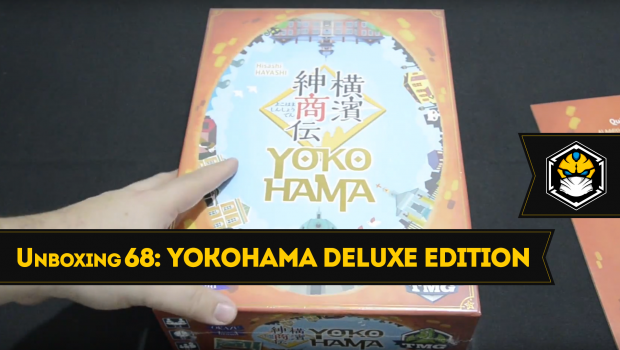 Post Yokohama unboxing