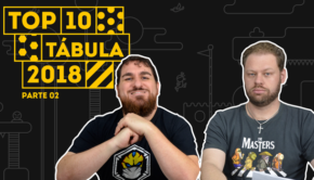 Top 10 Tábula Quadrada