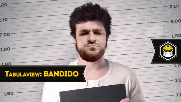 Capa Tabulaview Bandido