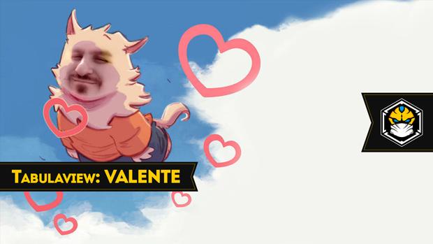 Valente o amor em jogo