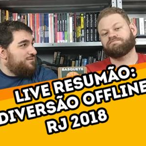 Diversão Offline RJ 2018