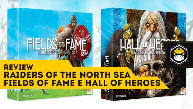 Fields Of Fame e Hall Of Heroes