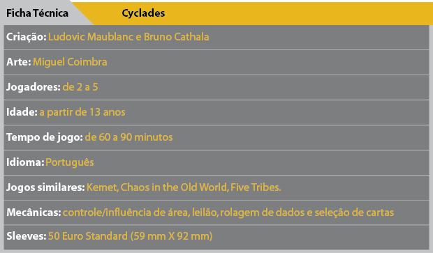 Ficha Tecnica Cyclades