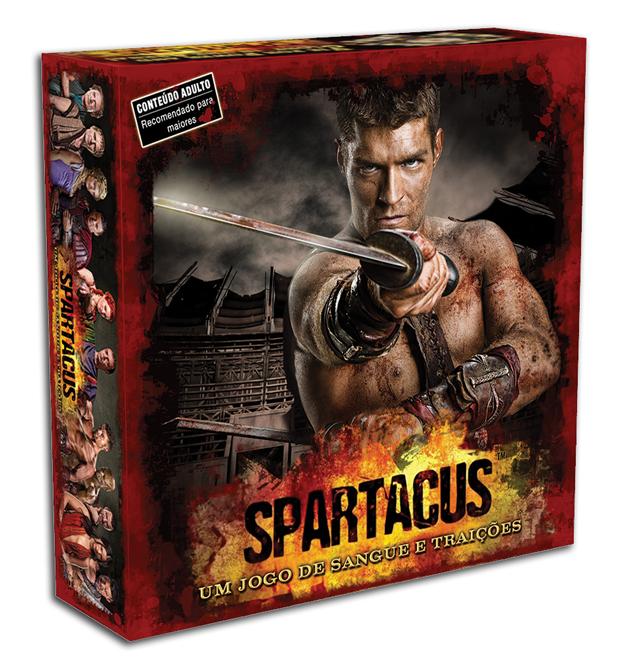 Spartacus-caixa