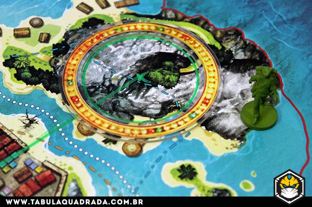 A Grande Busca - A Ilha Perdida