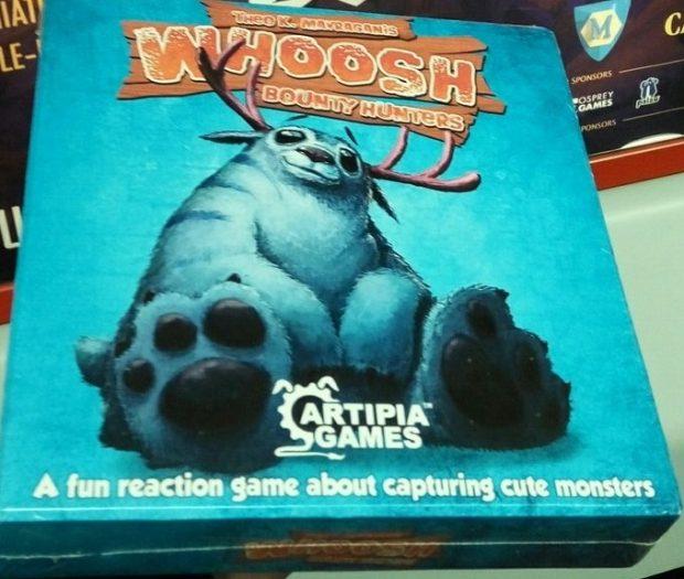 Whoosh Bounty Hunters - Flick Game Studio