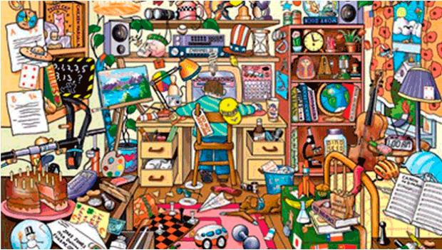 coleção de componentes