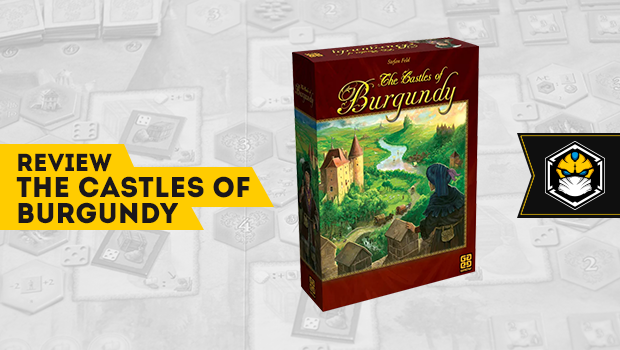 Review – The Castles of Burgundy