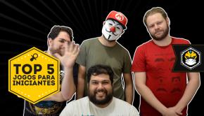 Top 5 Jogos Para Iniciantes nos Board Games