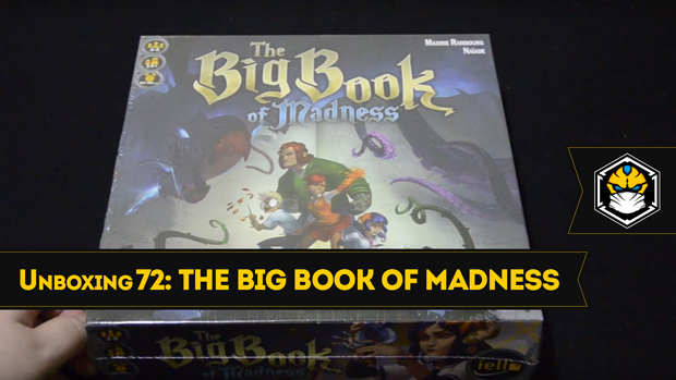Unboxing 72 - The Big Book Of Madness
