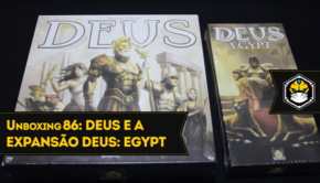 Deus Board Game