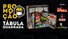 Promoção Tábula e Ludopedia