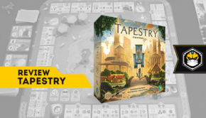 Capa review Tapestry