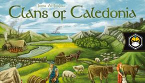 Imersão BG: Clans of Caledonia