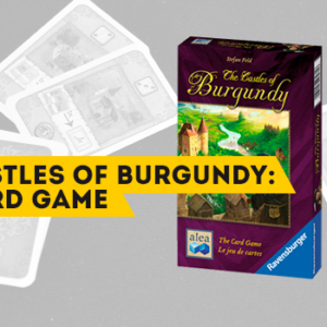 Review – The Castles of Burgundy: The Card Game