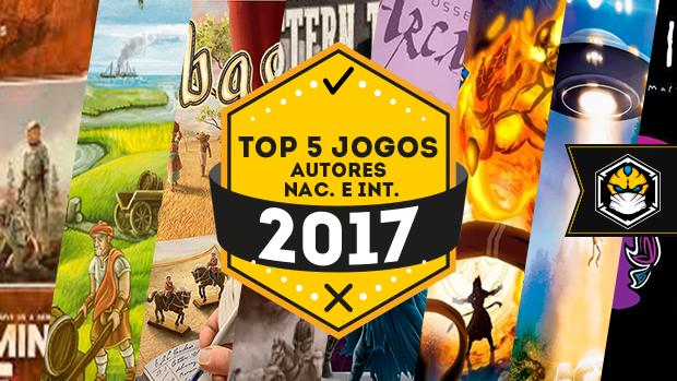 melhores jogos de 2017 para o Tábula Quadrada