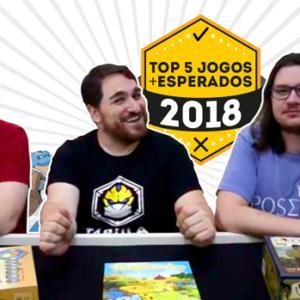 Top 5 jogos mais esperados de 2018