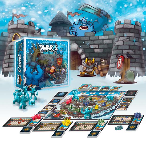 Dwar7s: Winter divulgação