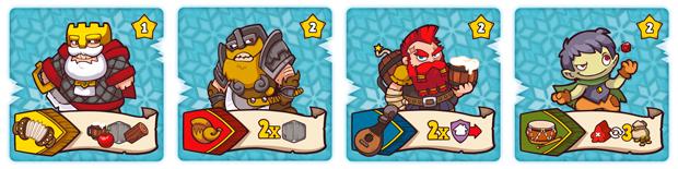 Dwar7s: Winter heróis