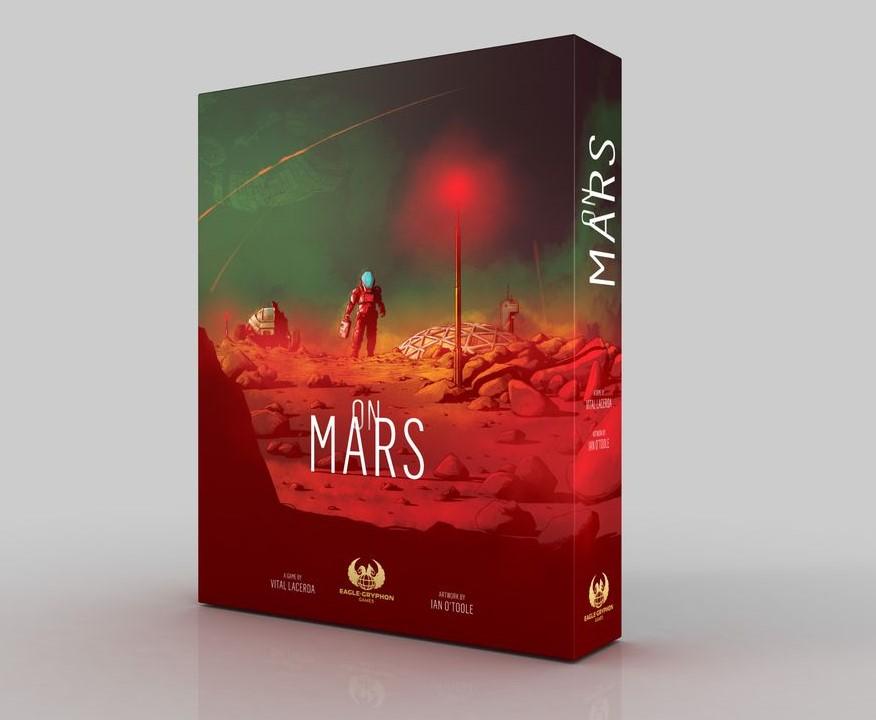 On Mars Essen Spiel 2019