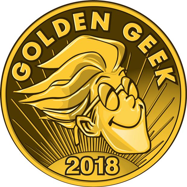 Annual Golden Geek