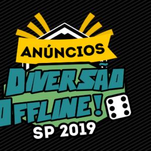 Anúncios do Diversão Offline SP 2019