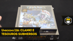 Clank! E Tesouros Submersos