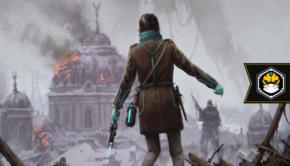 Capa expansão - Scythe: The Rise Of Fenris