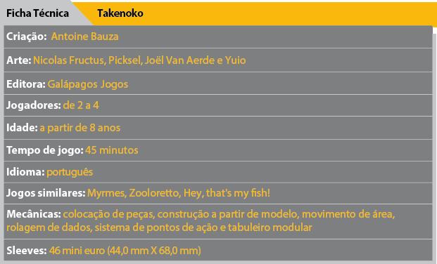 Ficha Tecnica Takenoko