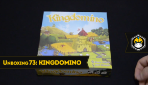 Unboxing 73 - Kingdomino (PaperGames)