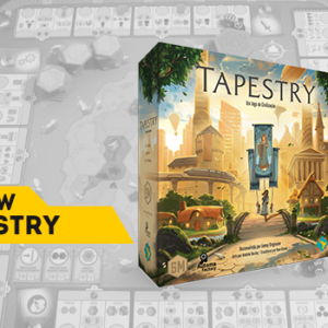 Capa review Tapestry