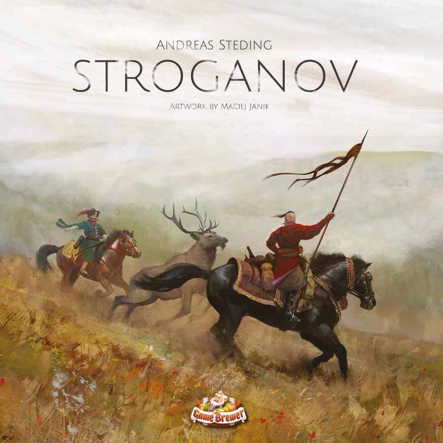 Stroganov e Great Western Trail