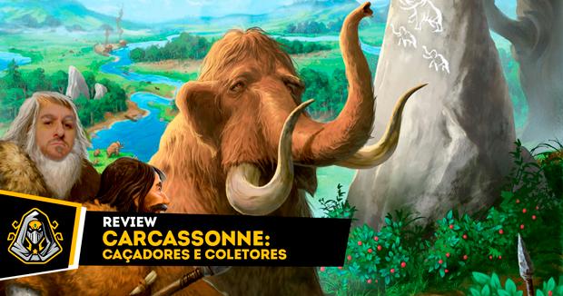 Carcassonne: Caçadores e Coletores