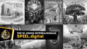 Top 10 jogos internacionais mais esperados da SPIEL.digital 2020
