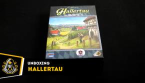 Unboxing Hallertau