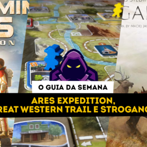 Ares Expedition, Great Western Trail e Stroganov