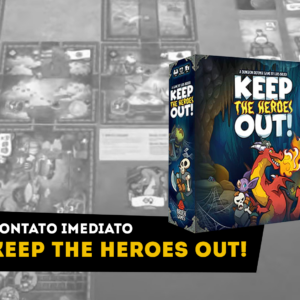 keep the heroes out
