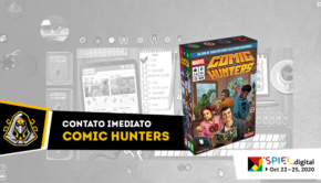 capa Comic Hunters