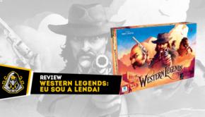 capa western legends