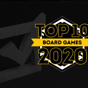 top 10 board games 2020