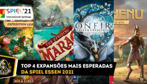 top expansões spiel essen 2021